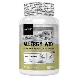 Allergy Aids til Hunde - 120 Kapsler