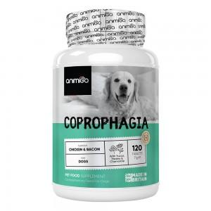 Coprophagia til hunde - 120 tabletter