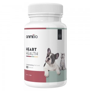 Heart Health - 120 Kapsler - Animigo