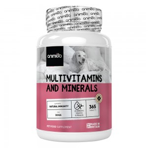 Multivitamin og Mineraler Til Hunde - Animigo